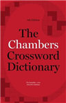 Chambers Crossword Dictionary, 4th Edition