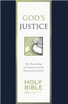 NIV God\'s Justice Bible: Soft-tone