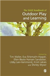 SAGE Handbook of Outdoor Play and Learning
