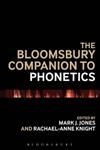Bloomsbury Companion to Phonetics
