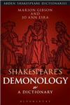 Shakespeare\'s Demonology: A Dictionary