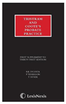 Tristram and Coote's Probate Practice 31st edition Supplemen