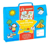 Gold Stars My Learning Bag Ages 3-5