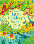 Little Children\'s Puzzle Pad