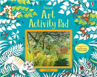 Art Activity Pad