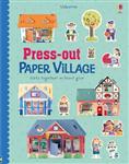 Press-out Paper Village