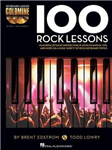 Keyboard Lesson Goldmine: 100 Rock Lessons (Book/2 CDs)