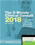 5-Minute Clinical Consult 2018