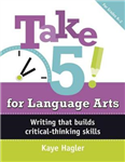 Take Five! for Language Arts