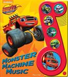 Blaze Monster Machines Little Music Note