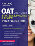 Oat 2017-2018 Strategies, Practice & Review with 2 Practice