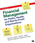 Financial Management for Public, Health, and Not-for-Profit