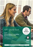 AAT Final Accounts Preparation: Coursebook