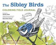 Sibley Birds Coloring Book