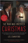 Man Who Invented Christmas Movie Tie-In