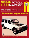 Nissan Patrol and Ford Maverick Australian Automotive Repair