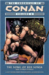 The Chronicles of Conan: Volume 4: Song of Red Sonja and Other Stories