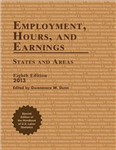 Employment, Hours, and Earnings 2013: States and Areas