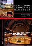 Architectural Acoustics Handbook
