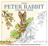 Peter Rabbit Coloring Book: A Classic Editions Coloring Book