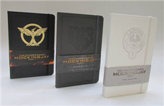 Hunger Games: District 13 Hardcover Ruled Journal