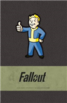 Fallout Hardcover Ruled Journal