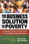 Business Solution to Poverty; Designing Products and Service