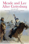 Meade and Lee After Gettysburg: Vol. 1: From Falling Waters to Culpeper Courthouse, July 14 to October 1, 1863