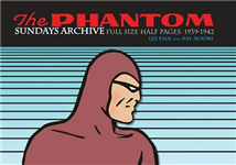 The Phantom Sundays Archive: Full Size Half Pages 1939-1942