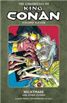 Chronicles Of King Conan Volume 11: Nightmare And Other Stor