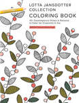 Lotta Jansdotter Collection Coloring Book: 45+ Contemporary Prints & Patterns