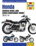Honda CMX Rebel & CB250 Nighthawk Twins