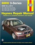BMW 3-Series Automotive Repair Manual