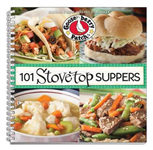 101 Stovetop Supper Recipes: 101 Quick & Easy Recipes That Only Use One Pot, Pan or Skillet!