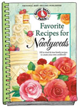 Favorite Recipes for Newlyweds: Fill in Tried & True Family Recipes to Create Your Own Cookbook
