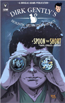 Dirk Gently's Holistic Detective Agency A Spoon Too Short