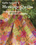 Kaffe Fassett's Heritage Quilts: 20 Designs from Rowan for P