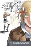 Attack On Titan: Lost Girls The Manga 1