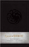 Game of Thrones: House Targaryen Ruled Pocket Journal