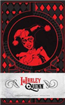 Harley Quinn Ruled Pocket Journal