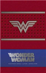 Wonder Woman Ruled Pocket Journal