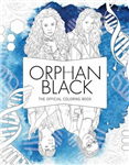 Orphan Black: The Official Coloring Book