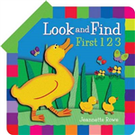 Look and Find First Numbers