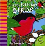 Surprise! Surprise! Birds