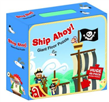 Ship Ahoy Giant Floor Puzzle