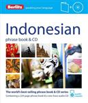 Berlitz Phrase Book & CD Indonesian