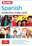 Berlitz Language: Spanish Vocabulary Study Cards
