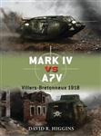 Mark IV vs A7V: Villers-Bretonneux, 1918