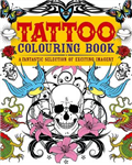 Tattoo Colouring Book