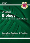 Nenew A-Level Biology: Edexcel A Year 1 & 2 Complete Revision & Practice with Online Edition: Exam Board: Edexcel A (Salters-Nuffield)